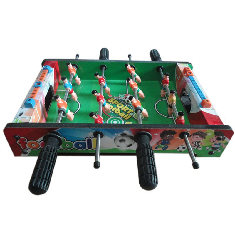The cheapest 4 in 1 mini soccer game table/soccer table