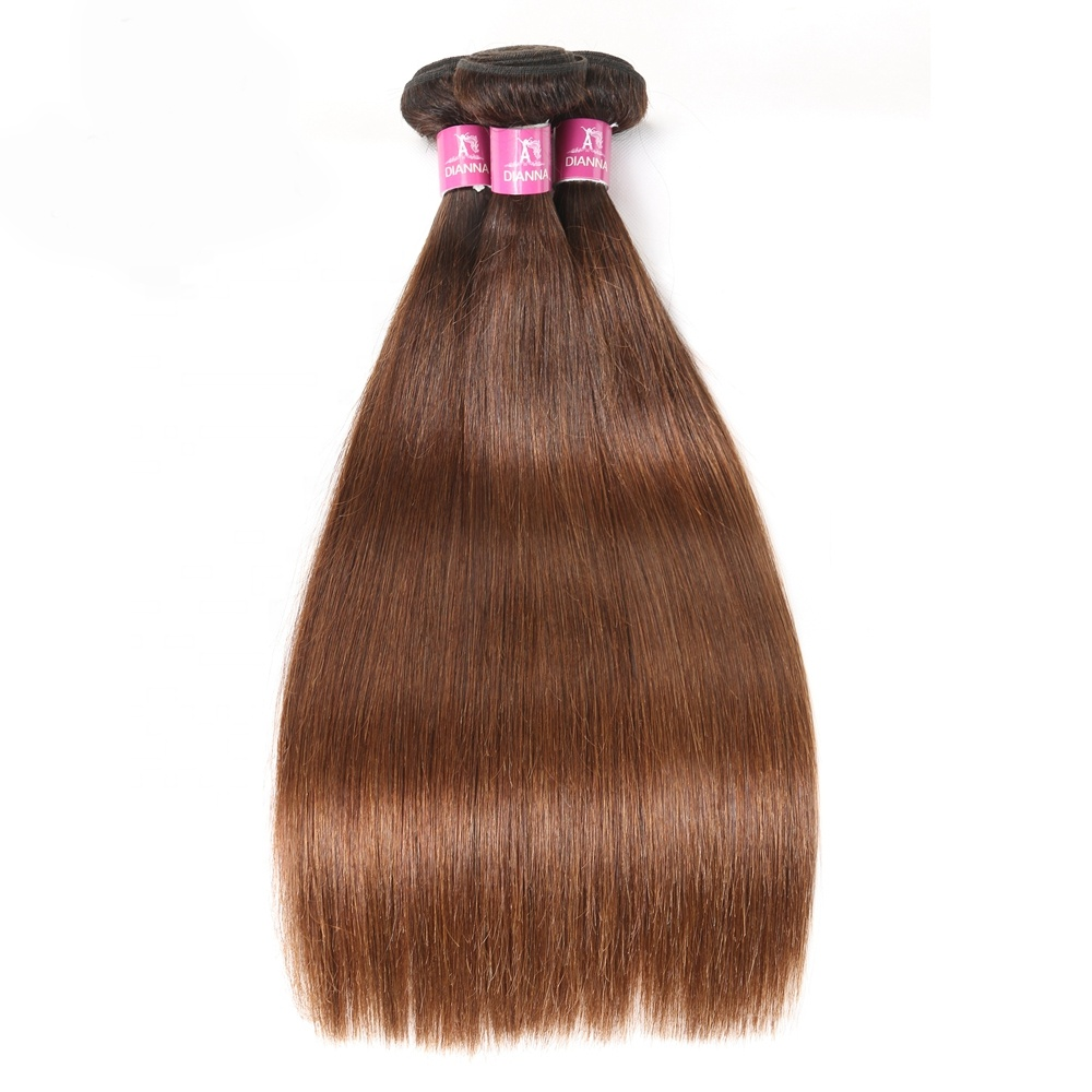Best Selling 9A Grade Straight Mink Raw Unprocessed Brazilian Hair Cuticle Aligned Hair
