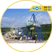 20t Asphalt mixing equipment mini mobile hot mix plant
