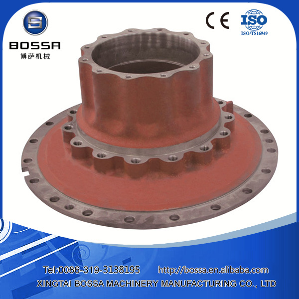 factory supply axle cast iron wheel hub
