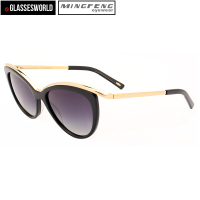 Custom Cat Eyeglasses Frame Fashion Sunglasses China Wholesale OS2112