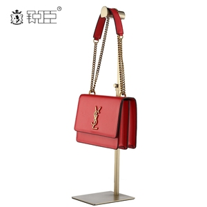 Custom Design Women lady morden bag stand handbag display