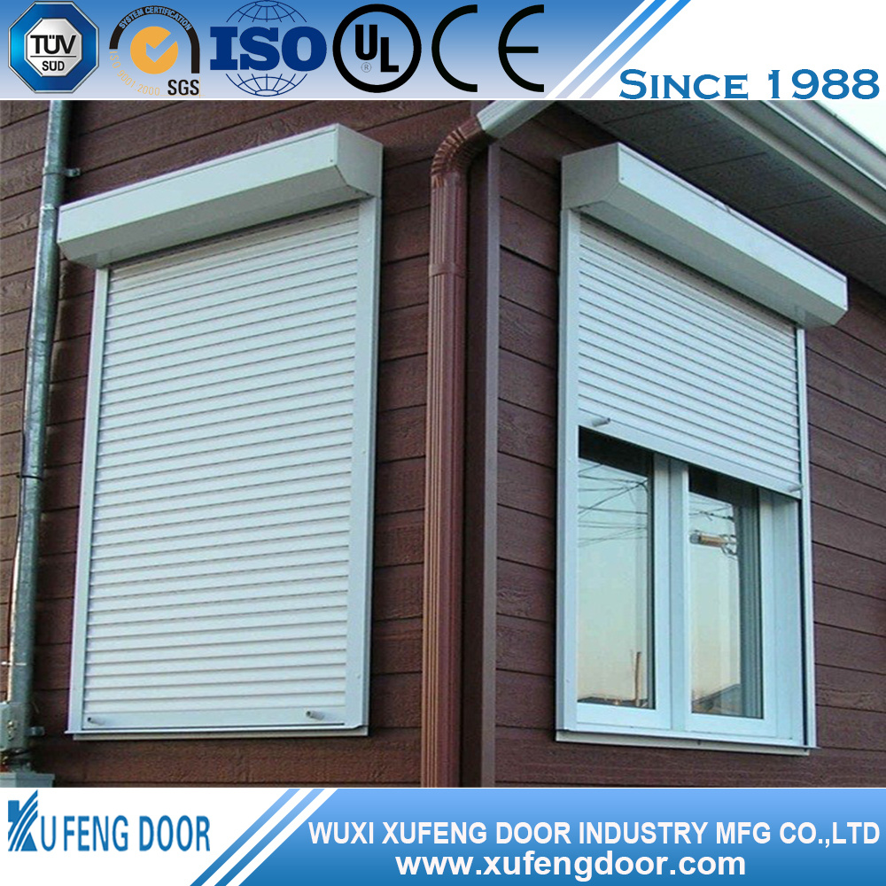 Supplier roll down shutters roll down shutters wholesale for Residential window manufacturers