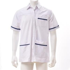 Polycotton white medical clothing, medical tunics, medical uniforms
