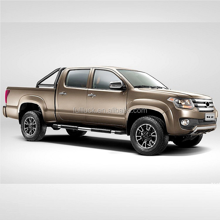 Hot Sale Luxury Double Cabin Pickup Truck 2WD with diesel engine R26