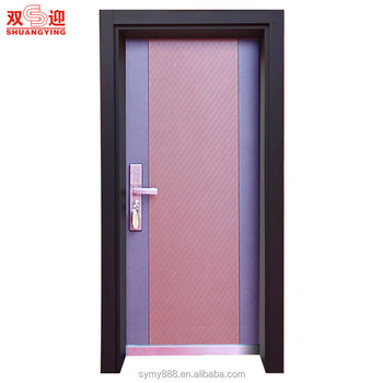 External Modern Door Flat Safety Door Designs Buy External Modern