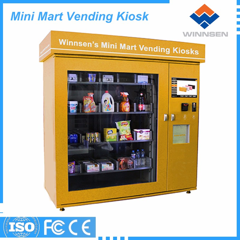 Self Vending Machine, Self Vending Machine Suppliers and ...