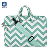 spill-resistant shockproof comfortably canvas laptop bag sleeve with tote handle