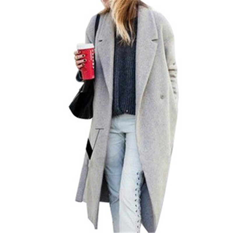 Grey jackets for women