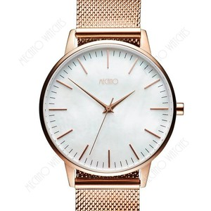 Wholesales price omax quartz watch in your own design and logo