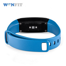 Wonfit Cheaper Waterproof Calls,SMS/Social messages Smart Bracelet for ios and android