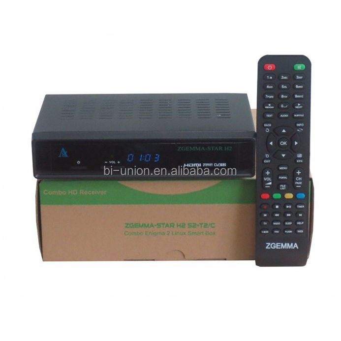 New design new coming powervu autoroll satellite receiver