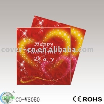 hottest talking greeting cards,music birthday card,talking, Birthday card