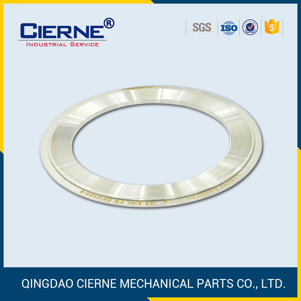 Various Models China Supplier Flexible Graphite Flange ss316 ss304 Spiral Wound Gasket