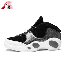 High quality comfortable cheap basketball shoes for men