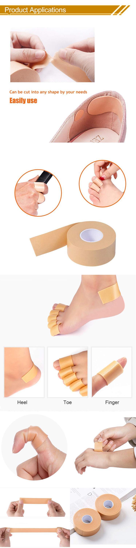 Yuhuan Free Samples Multi-Purpose Waterproof Comfortable Elastic Wear-Resistant High Heel Sticker