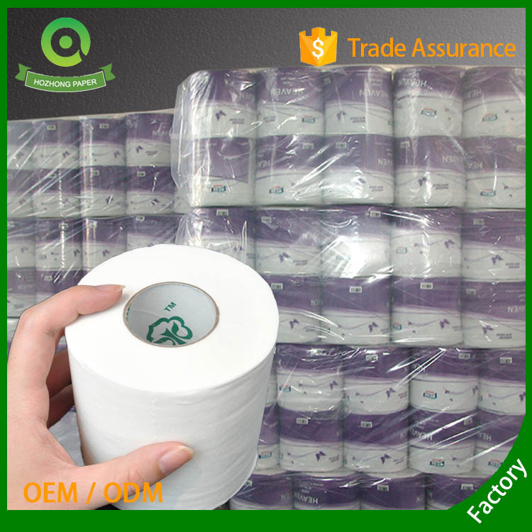 Sanitary Paper/ Household Soft Toilet Tissue/paper towel