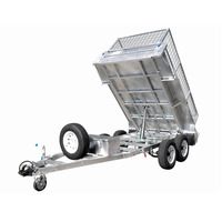 8x5 Tandem Axle Tipping Trailer