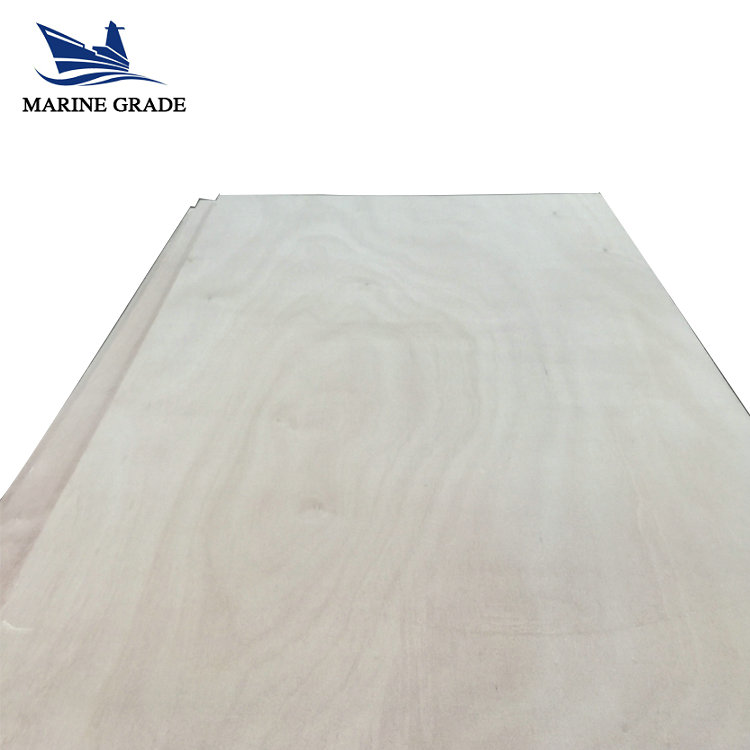 2017 hot selling 18mm standard bs1088 marine plywood price with fsc certificate
