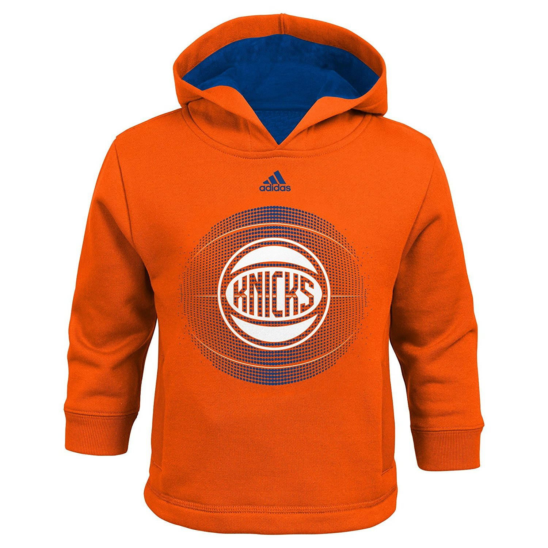 NBA Brand NBA Toddler New York Knicks Classic Fan fleece Set, 2T, Orange