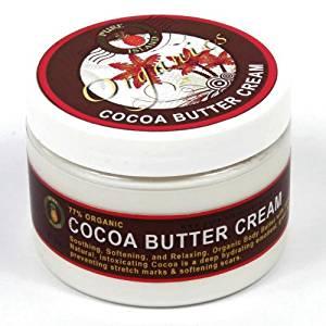 New - Pure Island Organic Cocoa Body Butter Cream 10Oz (Set Of 3) Curtis Scott