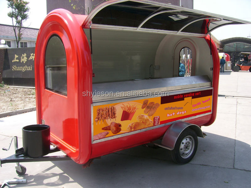 Food Truck Fabricant