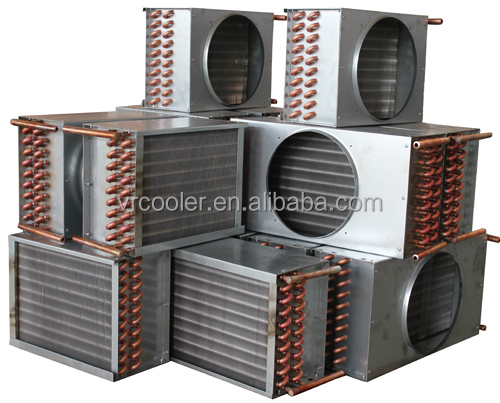 low price 15.88 copper tube fin evaporative condenser