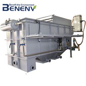 Flotation Clarifier Effluent Treatment Rectangular DAF Tank