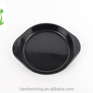Portable Highway Use Disposable Plastic Round Pizza pan