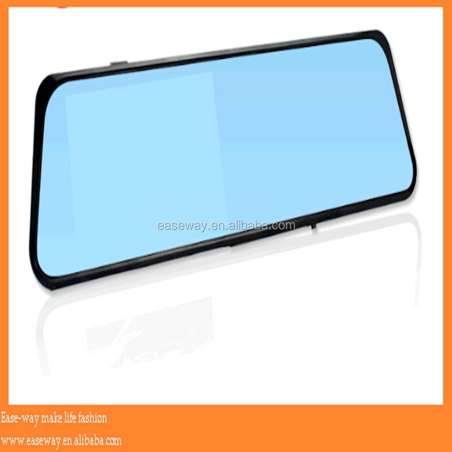 H5 car camming devices , CE certificated car rear view mirror camera car DVR