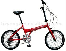 2012 FACTORY NEW DESIGN FOLDABLE CYCLE