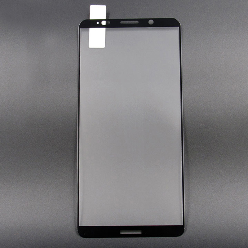 Full Size Cover Silk Print Tempered Glass Screen Protector for Huawei Mate 10