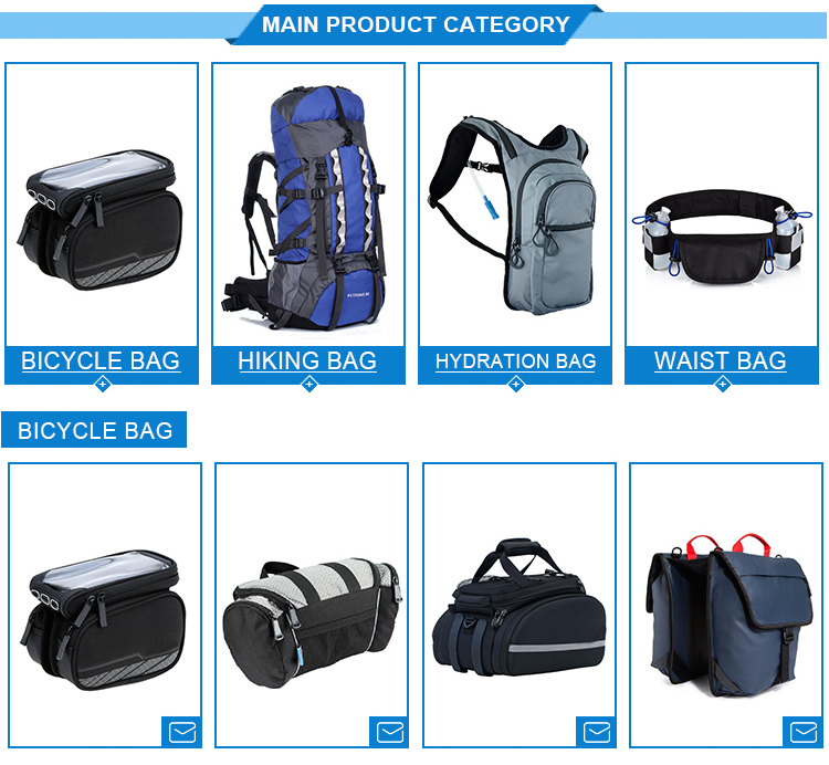 China Factory Blue Ripstop Daypack Outdoor 80l Hiking Camping Backpack
