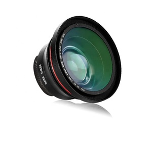 Image of 0.39X Super Wide Angle Lens Camera Lens for Video Camera Camcorder dia.72mm Lens