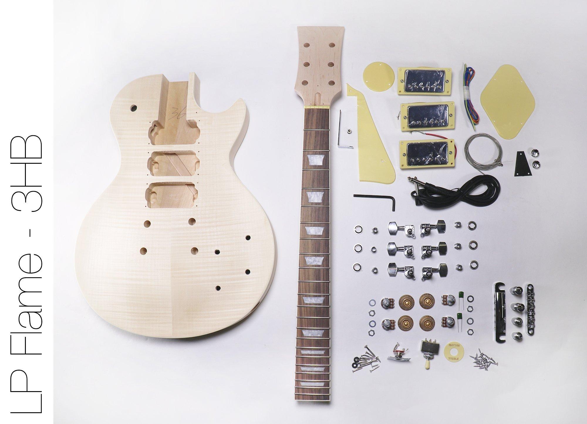 cheap guitar build kit find guitar build kit deals on line at. Black Bedroom Furniture Sets. Home Design Ideas