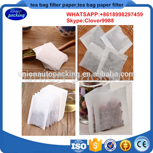 With FDA certificate heat seal tea bag filter paper