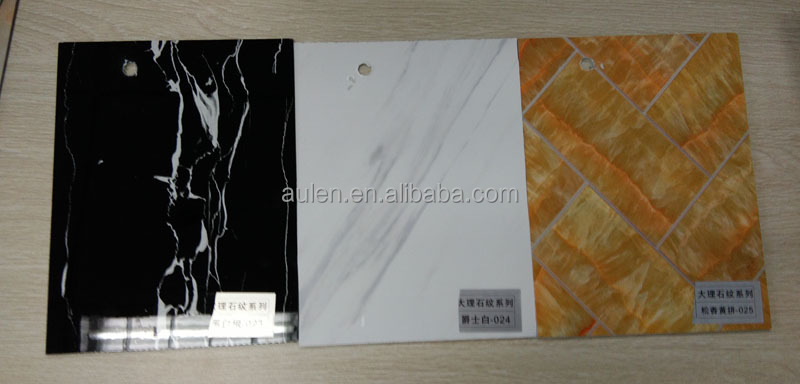 high gloss uv marble <strong>pvc</strong> laminate sheet