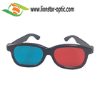 Promotional 3d paper glasses, red cyan paper glasses/Plastic glasses