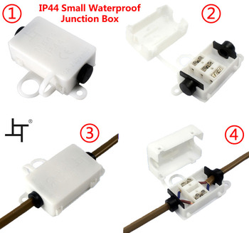 Tremendous Mini Waterproof Cable Terminal Junction Box For Wire Connector Buy Wiring 101 Xrenketaxxcnl