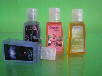 Bulk Mini Hotel Shampoo Foaming Shower Gel Custom Nail Polish Bottle