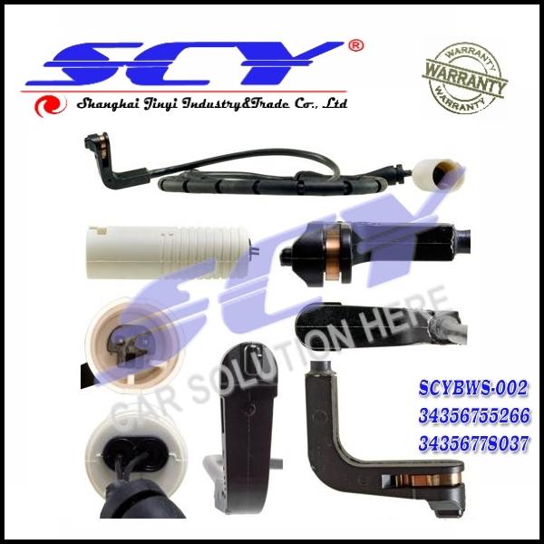 BMW Brake Sensor FRONT 745i 745Li 750i 750Li 760i 760Li 34356778037 NEW