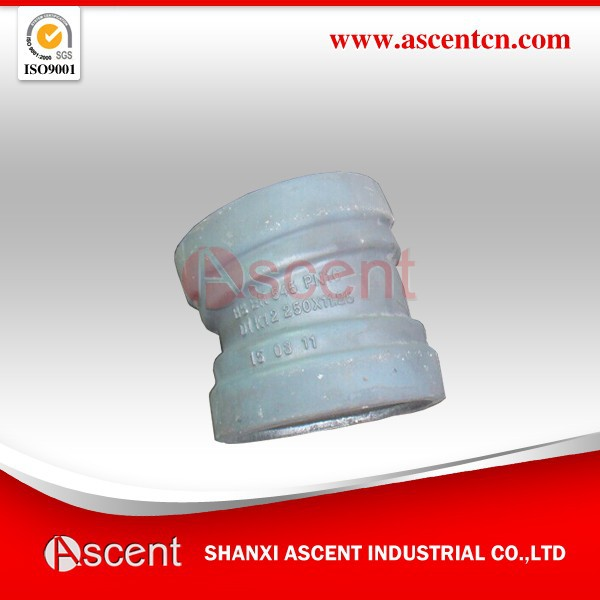 Ductile Iron 45 Degree Double Socket Bend or Elbow