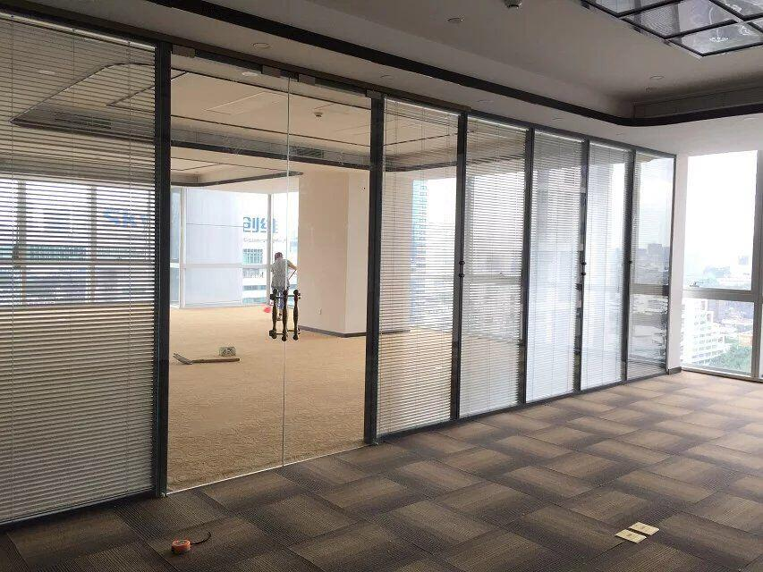 Captivating Frosted Glass Office Partitions, Frosted Glass Office Partitions Suppliers  And Manufacturers At Alibaba.com