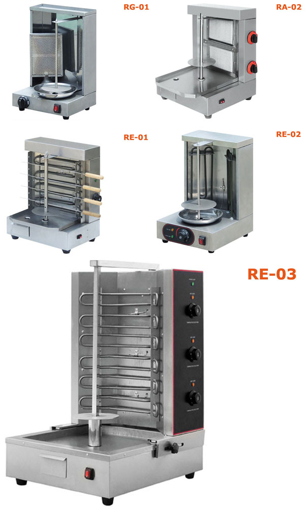 Beef Cooking Mini Home Shawarma Machine Doner Kebab Grill ...