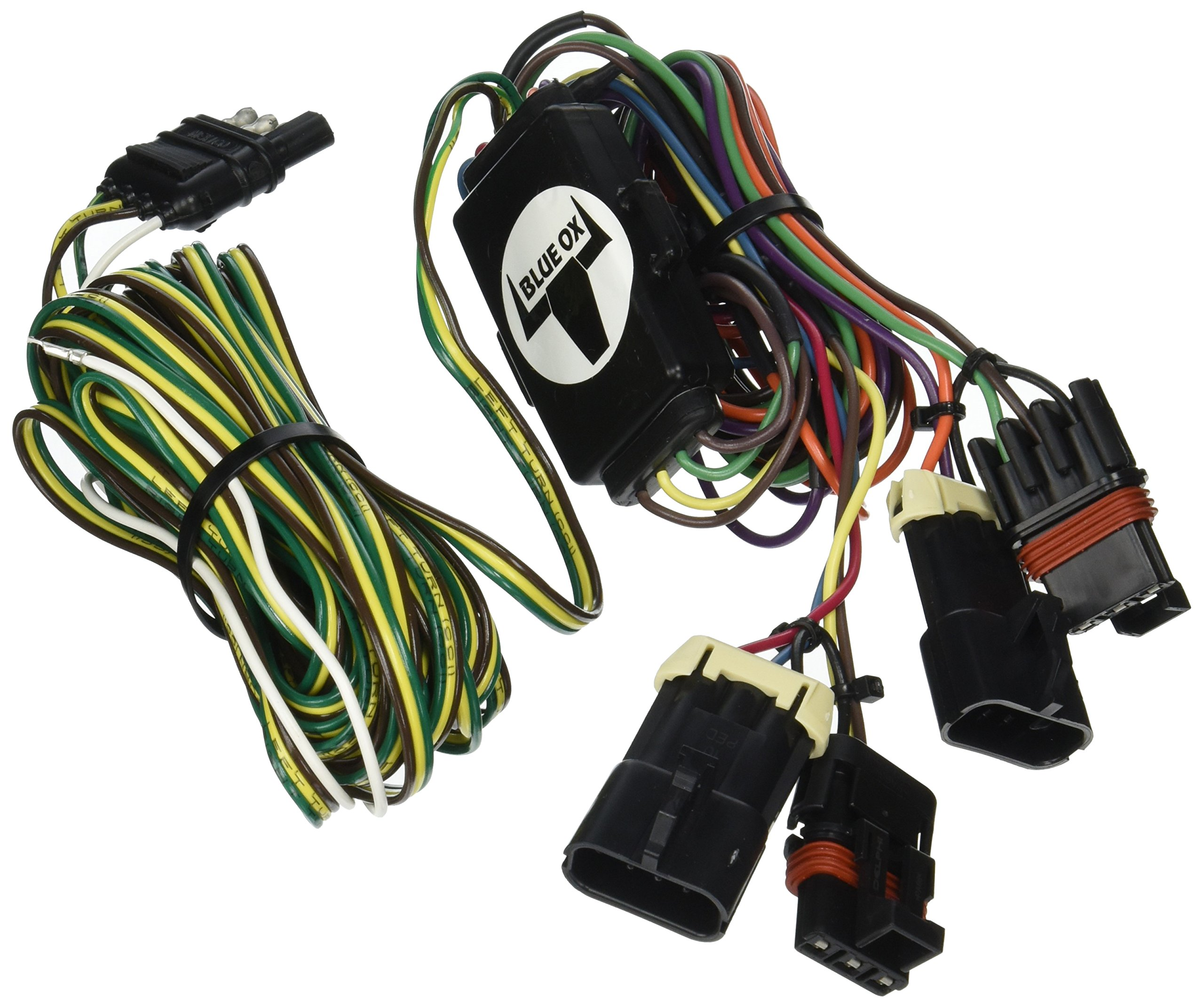 Cheap Door Contact Wiring Find Deals On Line At Power Window Mitsubishi Colt Get Quotations Blue Ox Bx88278 Ez Light Harness Kit For 4 Chevrolet Cobalt