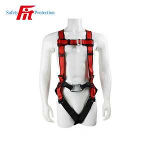 High quality polyester FT-SH-07 harness safety body product with CE certificate