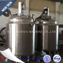 Stainless Steel Chemical Industrial mixing tank