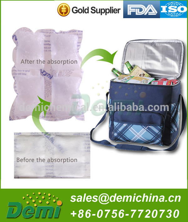 Proper price top quality insulated type and food use dry ice pack