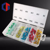 High quality TC 120PC Mini Fuse Assorted CE Automotive Colorful Kit Blade Auto Fuse