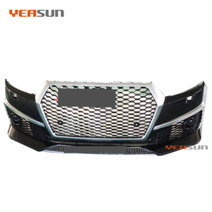 Auto front bumper new product for Audi Q7 RSQ7 tunning complete bumper body kit 2015 2016 2017